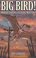 Big Bird - Modern Sightings of Flying Monsters Book cover