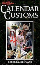 Dark Dorset Calendar Customs